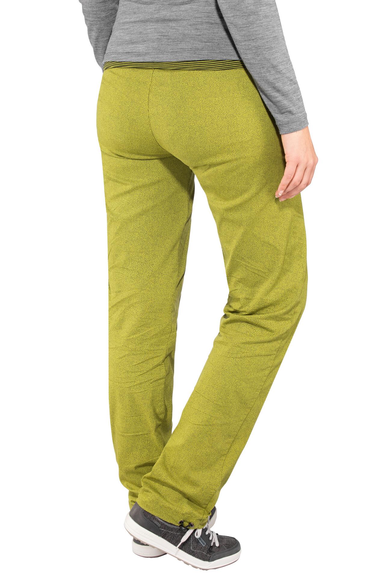 Trekking Andre Pantalones Mujer verde de E9 qUt418t c64122b9a289